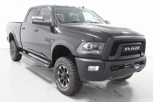 New 2018 Ram 2500 Power Wagon Crew Cab In Cheboygan 16324