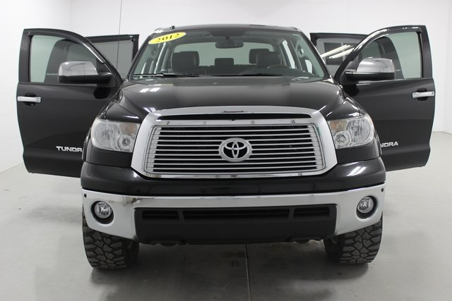 Pre-Owned 2012 Toyota Tundra Limited